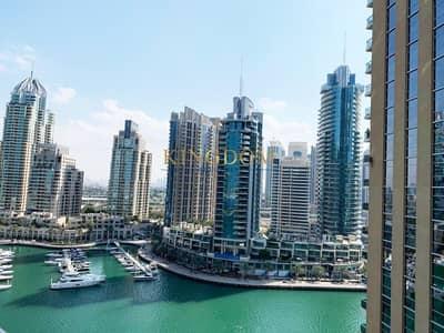 فلیٹ 2 غرفة نوم للبيع في دبي مارينا، دبي - Amazing Marina View|2BR + Maid |Marina Terrace