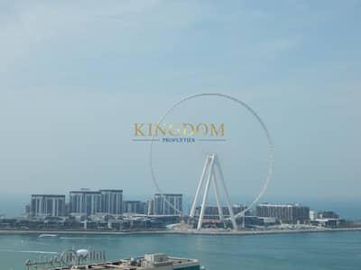 4 Bedroom Apartment for Rent in Jumeirah Beach Residence (JBR), Dubai - sea View |4BR for rent | Bahar 5 | JBR