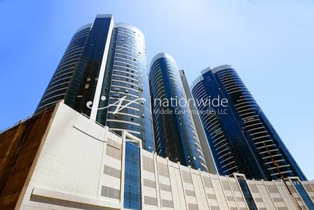 Studio for Sale in Al Reem Island, Abu Dhabi - A Modern Luxury Apartment  + Rent Refund