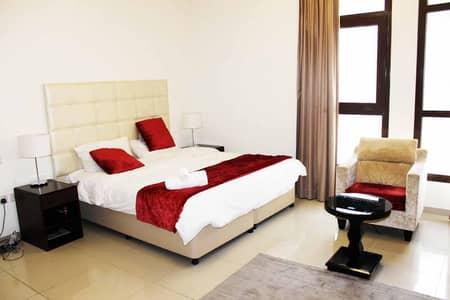 1 Bedroom Apartment for Rent in Arjan, Dubai - Lovely Fully Furnished | Studio | Balcony | Lincoln Park Westside