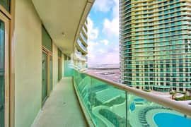 Luxurious, Breezy & Beautiful View  Huge Layout Apt!