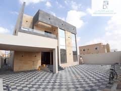 Wonderful modern design villa big built up area stone for sale