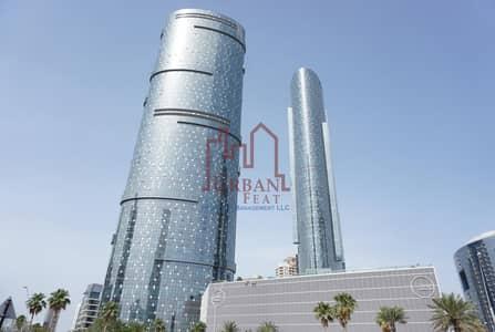 شقة 1 غرفة نوم للايجار في جزيرة الريم، أبوظبي - Move in - Serene 1BR w/ modern kitchen + 2chqs