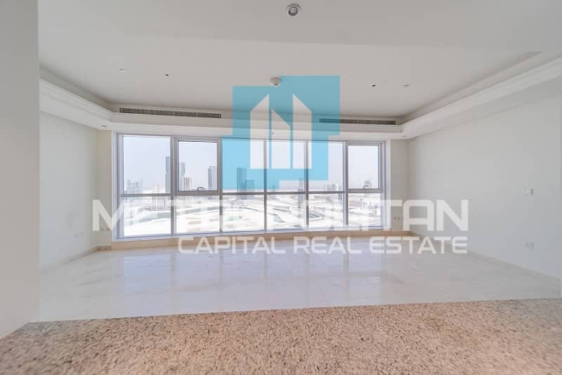 2 Stunning Sea View| Big Balcony | Ready To Move In