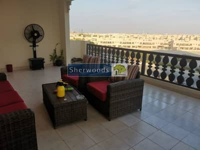 3 Bedroom Flat for Sale in Al Hamra Village, Ras Al Khaimah - Upgraded - Partial Sea Views  - Well Maintained!
