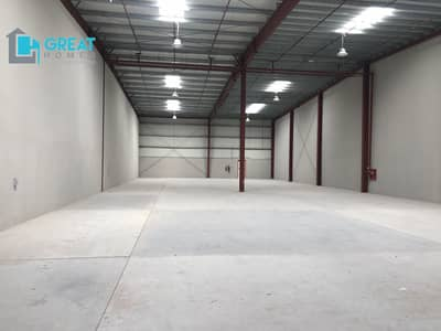 Warehouse for Rent in Dubai Investment Park (DIP), Dubai - Brand new compound near to Metro with low price | 01 Month free