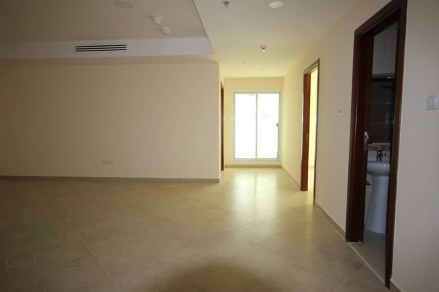 2 bed brand new building with balcony and parking