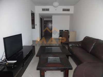 1 Bedroom Flat for Rent in Jumeirah Lake Towers (JLT), Dubai - Amazing Fully furnished 1bhk with balcony close to metro