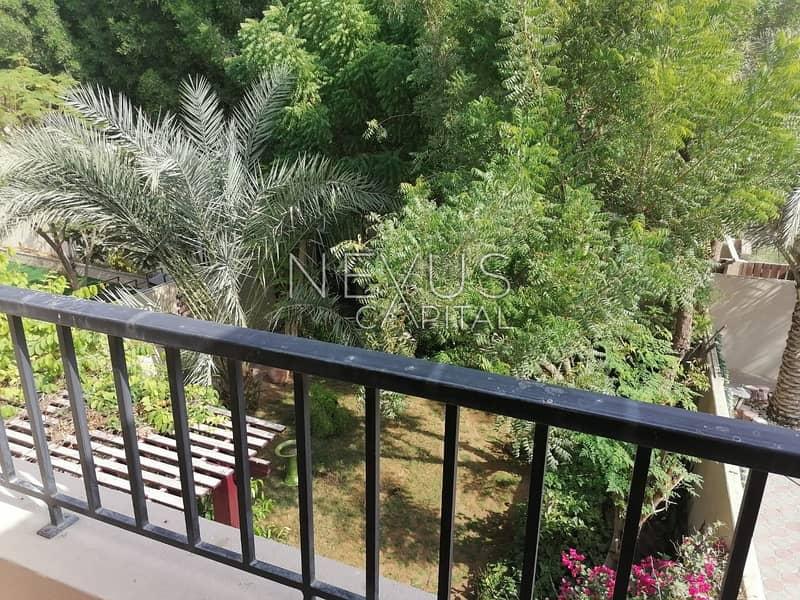 46 3E    Best Garden in Al Reem   Well maintained