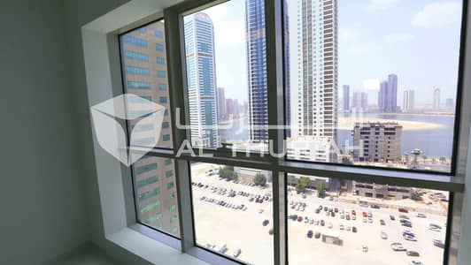 1 Bedroom Flat for Rent in Al Khan, Sharjah - 1 BR | Incredible View | Up to 3 Months Free Rent