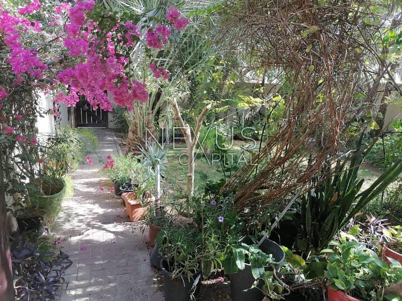2 3E    Best Garden in Al Reem   Well maintained