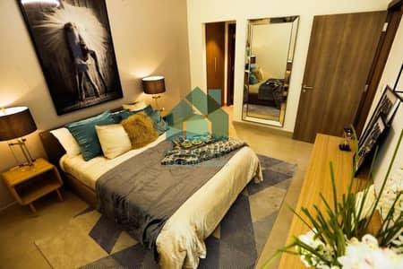 شقة 2 غرفة نوم للبيع في داون تاون جبل علي، دبي - Pool View 2 Br. Apt  On  Sheikh Zayed Road For Sale In  AZIZI AURA