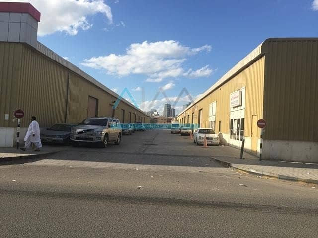 Prime Location    Commercial warehouse