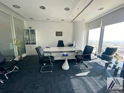 Office for Rent in Bur Dubai, Dubai - Deal Of The Month! Panoramic View Office 65