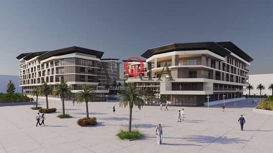 1 BR in masdar | no commission | ADM fees waiver