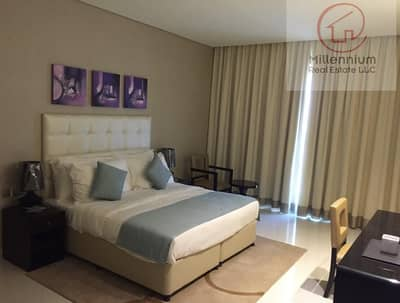 Hotel Apartment for Sale in Jumeirah Village Circle (JVC), Dubai - Amazing Offer - Fully Furnished Studio for Sale !