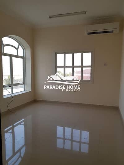 فلیٹ 1 غرفة نوم للايجار في الصدر، أبوظبي - Open View 1 Bedroom Hall Near Al Rahba