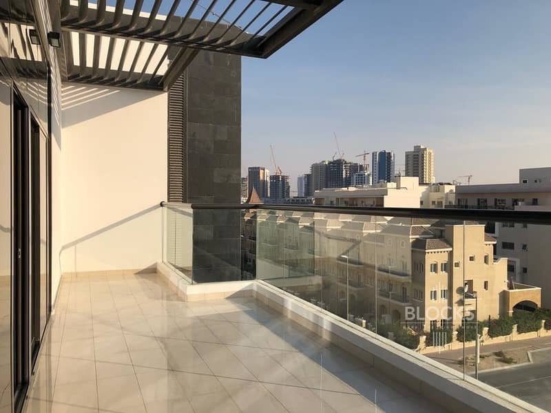 Good Quality | 1 BR in jvc w/ a huge Terrace