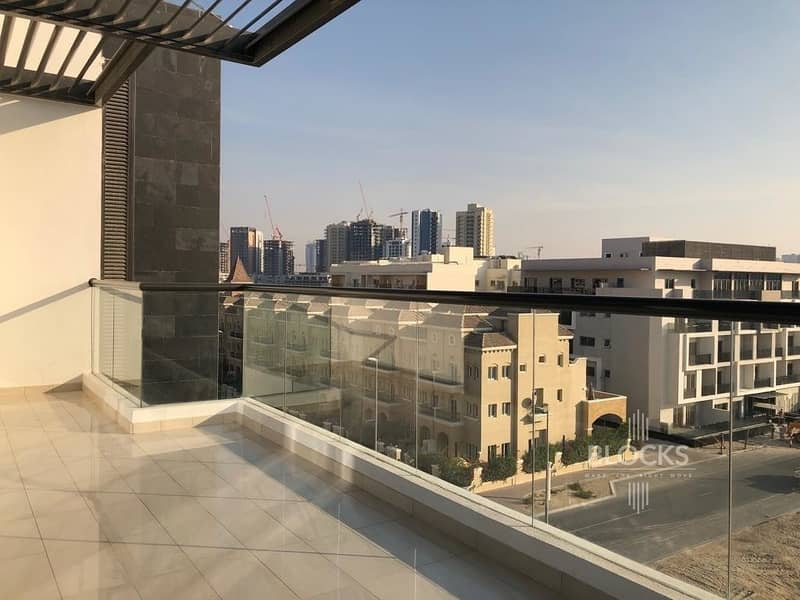 2 Good Quality | 1 BR in jvc w/ a huge Terrace