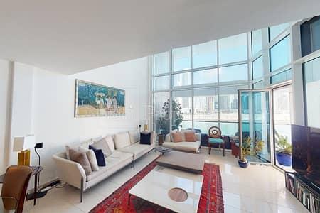 شقة 3 غرف نوم للبيع في الخليج التجاري، دبي - Immaculate Duplex - 3 Bedroom plus maids