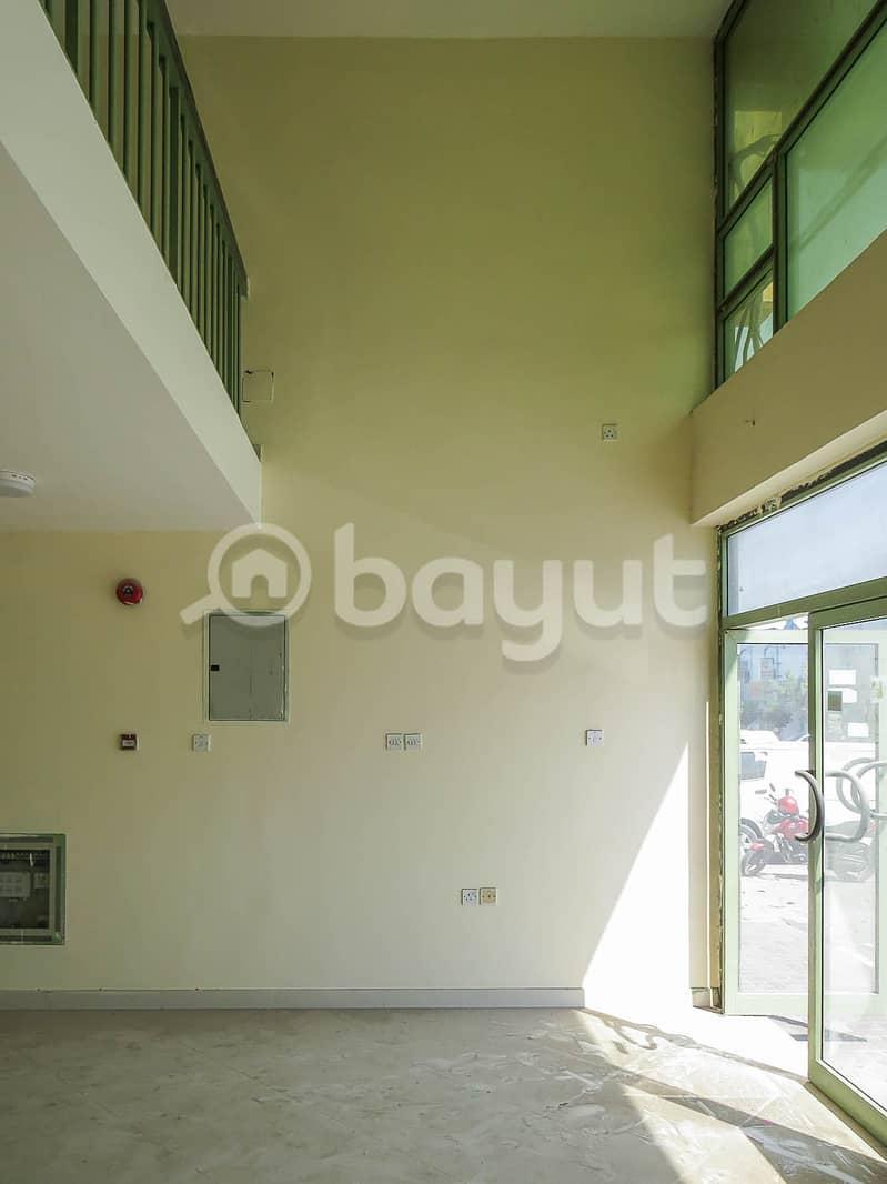 محل تجاري في المنطقة الصناعية الجرف الجرف 27000 درهم - 4898753