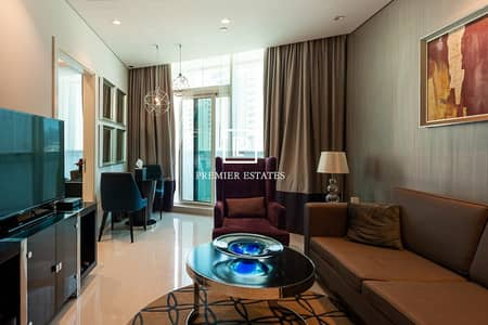 1 Bedroom Apartment for Sale in Downtown Dubai, Dubai - Fully furnished 1 BR unit for Sale