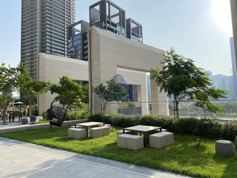 12 Sea View | Brand Available New Unit | Higher Floor | Chiller Free | Large Size 1 BR |Luxury Furnishing