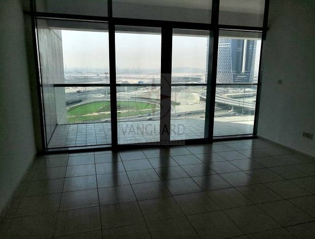 2 1 Bedroom Apartment with Al Khail View in Windsow Manor