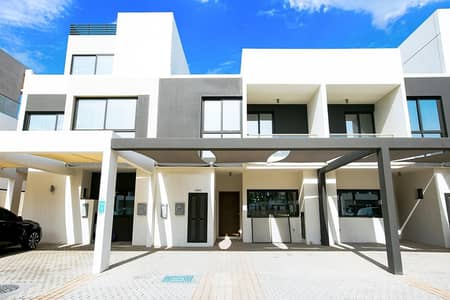 3 Bedroom Townhouse for Sale in Al Salam Street, Abu Dhabi - Brand New Townhouse Endearing Elegance