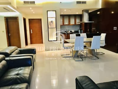 2 Bedroom Apartment for Rent in Business Bay, Dubai - Fully Furnished I Big Balcony I 2BR Maid  Storage