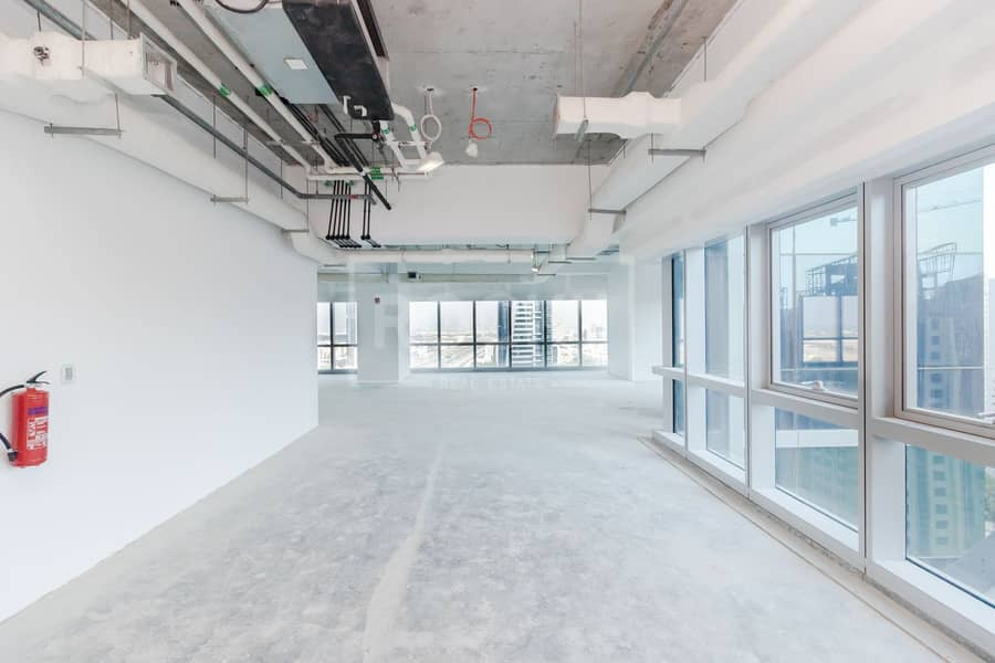 2 Grade A | Full Floor | Direct Access to Metro