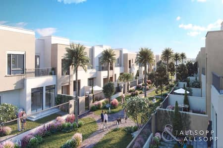 3 Bedroom Villa for Sale in Town Square, Dubai - Single Row | Close To Pool | Brand New
