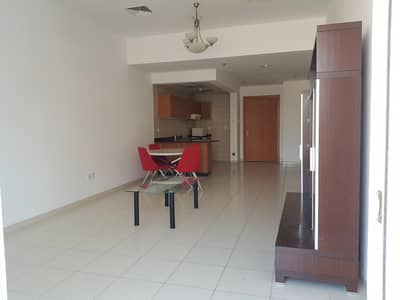 1 Bedroom Apartment for Rent in Jumeirah Village Circle (JVC), Dubai - Huge Size Ground Floor With Big Terrace Amazing Deal