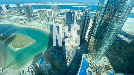 2 Bedroom Flat for Sale in Al Reem Island, Abu Dhabi - Apartment for sale with amazing ocean and mangrove view