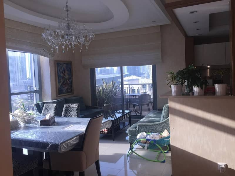 2 Amazing Deal 2 Bedroom for Sale in Claren Tower Full Pool Downtown view