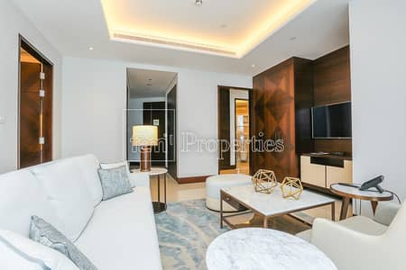 Luxurious apt with serviced amenities, 1 BED.