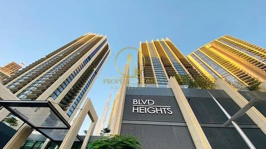 2 Bedroom Apartment for Sale in Downtown Dubai, Dubai - 2Bed+Study | Burj Khalifa | Best Price I Mid Floor