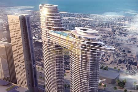 فلیٹ 3 غرف نوم للايجار في وسط مدينة دبي، دبي - Luxurious High Floor|3 BR+ M|Burj & Fountain View