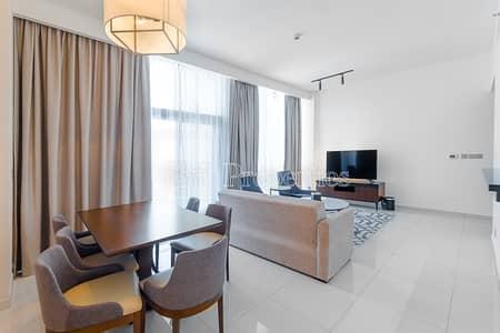 شقة 2 غرفة نوم للايجار في الخليج التجاري، دبي - Luxurious apt | Great view | Spacious layout