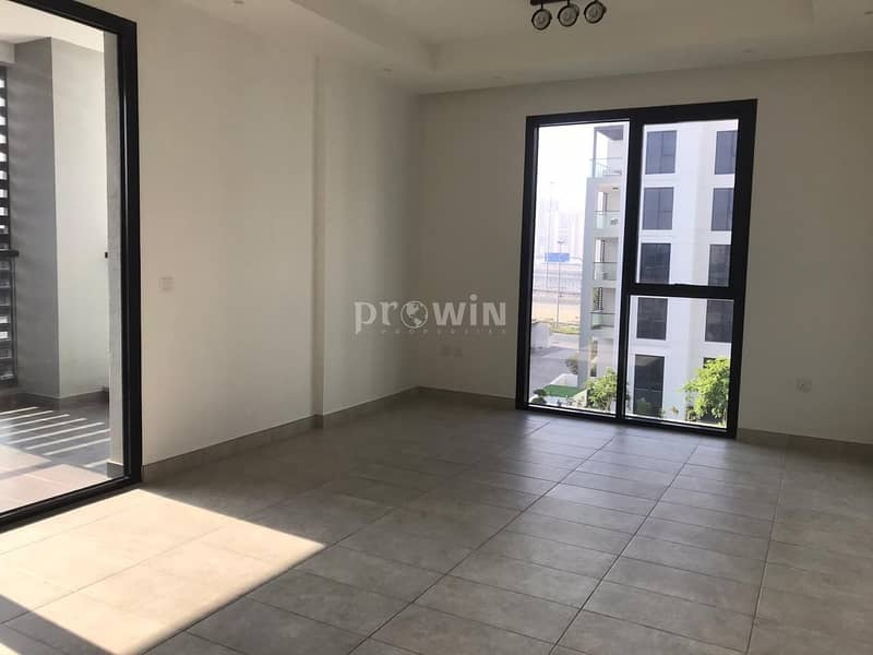 2 Chiller Free | 2BR apt  upgraded to   3BR | 2 Covered Parkings| Landscape View
