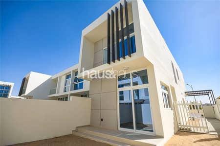 فیلا 3 غرف نوم للايجار في أكويا أكسجين، دبي - Single Row | Near Golf Course | Secluded