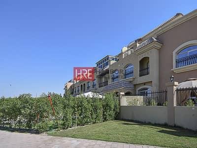 فیلا 3 غرف نوم للبيع في قرية جميرا الدائرية، دبي - Full Furnished | Upgraded | Ensuite bedrooms