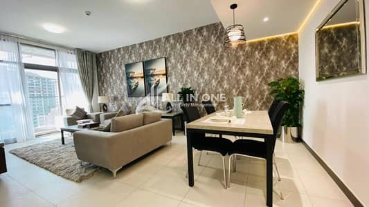 2 Bedroom Flat for Rent in Capital Centre, Abu Dhabi - Opulence in Style! Brand New Furnished 2BR with Parking
