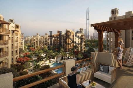 شقة 2 غرفة نوم للبيع في أم سقیم، دبي - Burj Al Arab View I Flexible Payment Plan I Asayel
