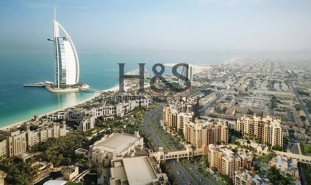 Burj Al Arab & Pool View I Flexible Payment Plan I Asayel