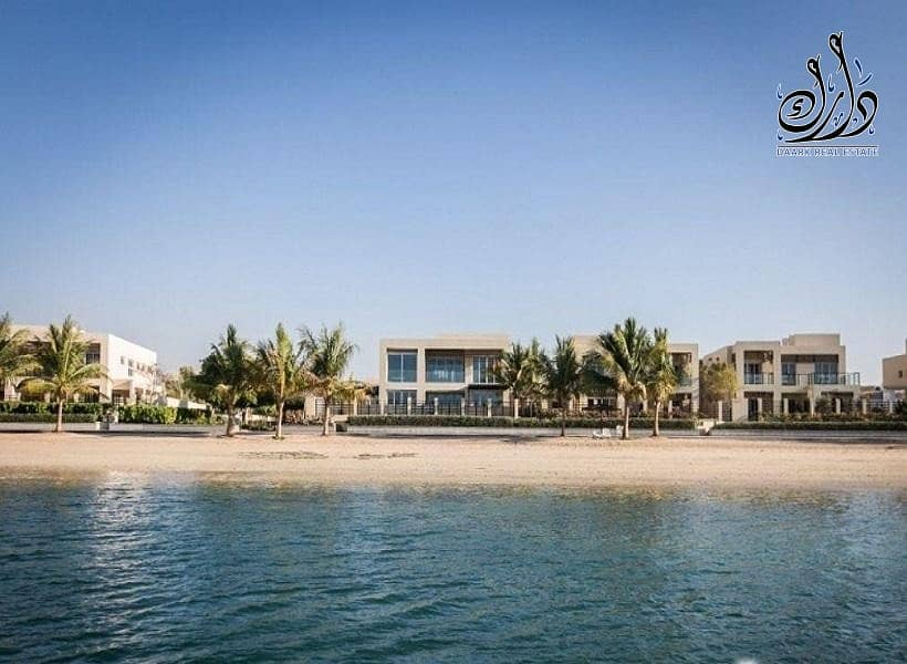 Villa for sale in Mina Al Arab off the sea in Ras Al Khaimah