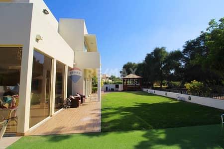 5 Bedroom Villa for Rent in Arabian Ranches, Dubai - Perfect Villa -Backing Park - Private Pool Allowed