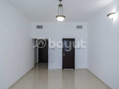 Luxurious 2BHK flat Available in Abdul Aziz al Majid Building Al Mamzar Tower 2, Sharjah. NO COMMISSION! FREE MAINTENANCE!