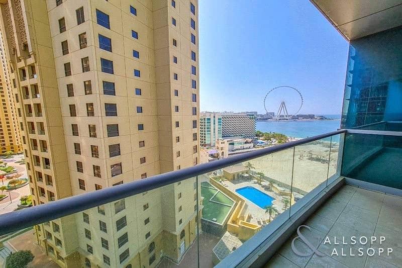 Marina And Sea Views | Upgraded | 2 Beds