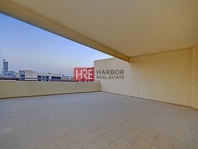 شقة 1 غرفة نوم للايجار في موتور سيتي، دبي - Spacious 1BR | Big Terrace | Nice Green View